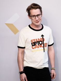 Macaulay Culkin Confirms His New Middle Name After Fans Vote: 'It Has a Nice Ring to It' Macaulay Culkin, Middle Name, Terry Richardson, Actors & Actresses, Two By Two, Cinema, Handsome, Celebs, Fan