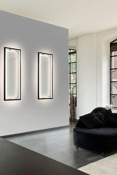 floalt panneau led connect intensit lumineuse r glable spectre blanc 30x90 cm panneau led. Black Bedroom Furniture Sets. Home Design Ideas