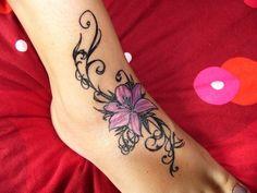 Flower, Tattoo