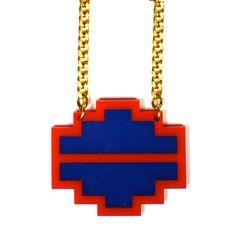 Aztec Necklace $42