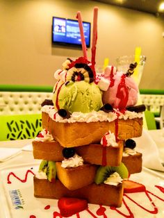 Sno-Crave Tea House - Rowland Heights, CA, United States