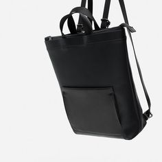 Image 3 of BACKPACK TOTE from Zara