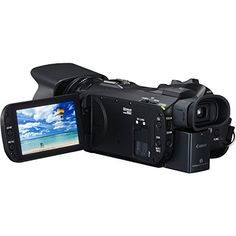 Canon VIXIA HF G40 Full HD Camcorder Bundle with Carrying Case and Accessory Kit (18 Items)