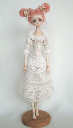Dorothy - Porcelain BJD by Ana Salvador