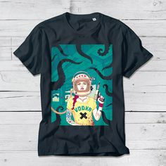 Hangar 13 / Heldenstuff T-shirts & Adventures / super rad sweet kickass graphics / If you are a hero, a daredevil, a rebel or a wild thing – we make these shirts for you. #tshirt #tshirts #tshirtdesign