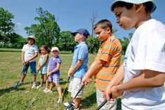 Great tips and info for all the parents of junior golfers out there.