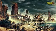 ANARCHY REIGNS warrior sci-fi anime city apocalyptic g wallpaper background Platinum Games, Sci Fi Anime, Anime City, Anime Scenery, Post Apocalyptic, Anarchy, Reign, Wallpaper Backgrounds, Things To Come