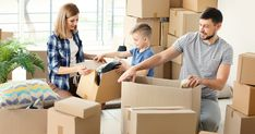 Moving into a new home is exciting, but finding yourself in an unpacked home surrounded by boxes can often be overwhelming. As you unpack your home, tackle one room at a time. Decide which items are essential and unpack those boxes first. Here are some simple steps to make unpacking your new home a
