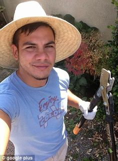 'Yay lol, someone getting poz that day': Chilling text of landscape architect related to Cesar Chavez accused of intentionally spreading HIV to at least TWO DOZEN men and then bragging about it to friends