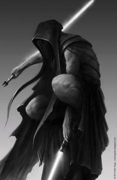 http://danteandme.deviantart.com/art/Sith-Assassin-495453125