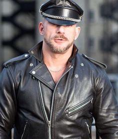 Black Leather Biker Jacket, Motorcycle Leather, Leather Cap, Mens Long Jacket, Jacket Men, Rugged Men, Black Windbreaker, Hooded Jacket, Jackets