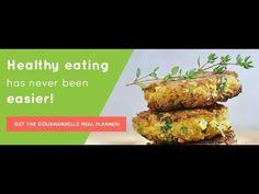 Gourmandelle Meal Planner Dashboard Presentation
