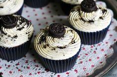Recipe: Cookies and Cream Cupcakes