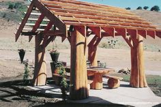 Pioneer Log Homes gallery of images of handcrafted western red cedar log homes and log cabins. Little Log Cabin, Gazebo, Pergola, Williams Lake, Stone Homes, Outdoor Pavilion, Cedar Log, Timber House, Log Cabin Homes