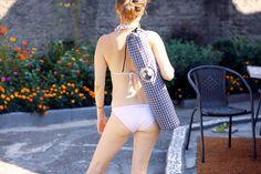 Eco friendly YOGA MAT BAG for standard yoga mat by zoomarketnu Yoga Mat Bag, Eco Friendly, Trending Outfits, Bags, Etsy, Fashion, Handbags, Moda, Fashion Styles