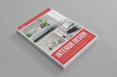 Interior Flyer Template by SmmrDesign on @creativemarket