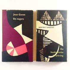 book covers by Karel Beunis