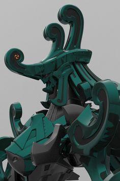 Battle Chasers, Character Art, Character Design, Ex Machina, Mechanical Design, Gundam Model, Anime Love, Book Art, Sci Fi