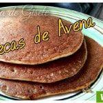Panquecas de Avena