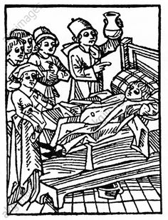 Decameron: Devistations of the Black Death