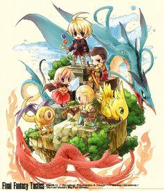 /Final Fantasy Tactics/#698497 - Zerochan