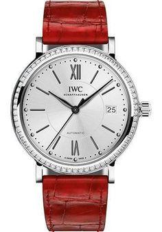IWC - Portofino Automatic - Midsize - Stainless Steel Watch IW458109