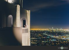 Must have shoot at the observatory! Mosaic | Orange County Wedding Photographer Los Angeles - Part 5