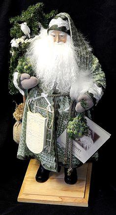 "2003 Lynn Haney 18"" Santa of Sage Glenn Mint | eBay"