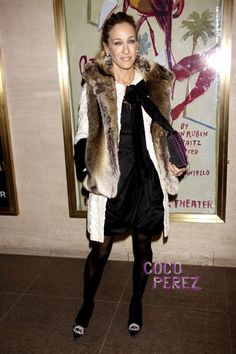 """sarah jessica parker fashion disaster 