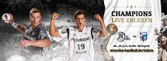 Handball-Mittwoch // THW Kiel gegen RK Zagreb (Kroatien) Es ist Heimspiel-Tag für die Zebras und der Tag der Revanche. Gegen die Lions kassierten die Handballer des THW Kiel ihre bisher einzige Niederlage direkt zu Saisonanfang, dafür gehen sie nun umso kampflustiger in die kommende Runde.  Zebras gegen Löwen: Schaltet ein, wenn es um 18:30 Uhr in der Sparkassen-Arena-Kiel heiß her geht ,mit _uns, in #HD_one Power!!!