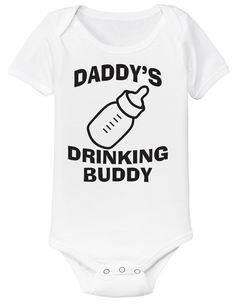 My Daddy Drives a BMW funny Personalised Baby Bib Cotton Unisex Great Gift Idea