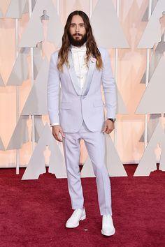 Jared Leto Givenchy Tuxedo