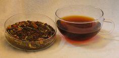 Royaler Gewürz-Zitrone Tee in der Runddose von Königreich Kottopia auf DaWanda.com