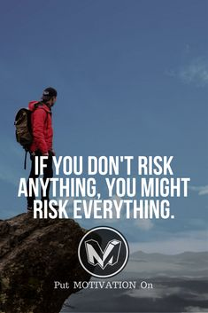 Taking risks is part of the game. Follow all our motivational and inspirational quotes.Follow the link to Get our Motivational and Inspirational Apparel and Home Décor. #quote #quotes #qotd #quoteoftheday #motivation #inspiredaily #inspiration #entrepreneurship #goals #dreams #hustle #grind #successquotes #businessquotes #lifestyle #success #fitness #businessman #businessWoman #Inspirational