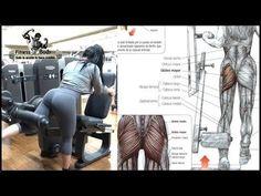10 Rutina para Glúteos, 10 Booty Workout - YouTube