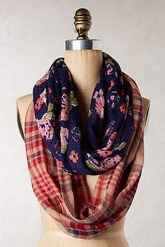 Pattern Play Infinity Scarf - anthropologie.com #anthrofave
