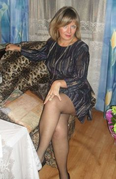 Sexy older women stockings