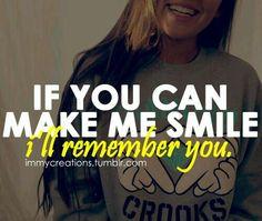 So try:-P