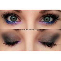 Nostalgia #eyemakeup #smoky #prettyeyes - bellashoot.com & bellashoot iPhone & iPad app