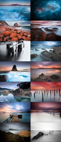 Long exposure ideas