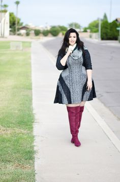 Thigh High Boots For Plus Size Legs   Pamela\'s Paradigm ...