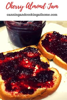 Fresh Northwest Cherries take center stage in this outstanding, flavor-filled jam! Cherry Jam Recipes, Oatmeal Toppings, Cherry Fruit, Facebook Support, Sweet Cherries, Breakfast Lunch Dinner, Jar Gifts, Center Stage, Canning Recipes