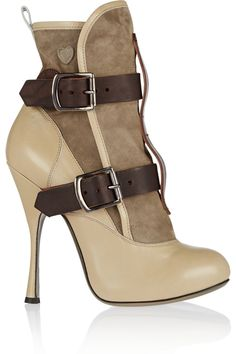 Vivienne WestwoodLeather ankle boots