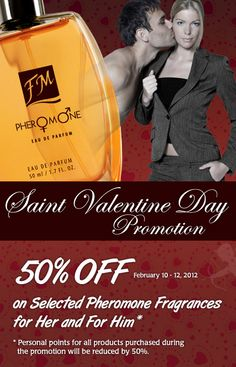 Take advantage of our FMCosmetics Valentine's Promotion