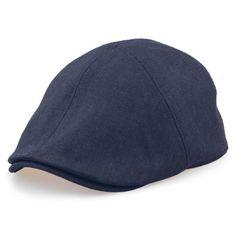 b700d9e005ca0 New Mens Navy Flat Cap Tweed Cabbie Hat Gatsby Ivy Irish Newsboy Caps-JRH018e  #