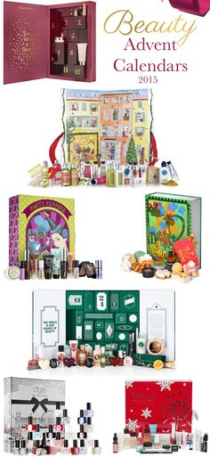 Here are the best beauty Advent calendars for on the beauty treats and make it Christmas every day! Create passive income for yourself with this technique Best Beauty Advent Calendar, Advent Calendar 2015, Diy Beauty, Beauty Makeup, Holiday Gift Guide, Holiday Gifts, Easy Diy Makeup, Advent Calenders, Beauty Supply Store