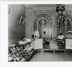 Crusellas y Cía. perfume store in Havana, Cuba :: Cuban Photograph Collections