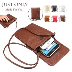 Find More Phone Bags & Cases Information about Universal Phone Pouch for Samsung Galaxy S7 S7 Edge PU Leather 6.3 inch Bag for iPhone 5S 6 6S Plus with Strap Free Ship XCZ04,High Quality pouch tools,China pouch filling Suppliers, Cheap pouch baby from Just Only on Aliexpress.com