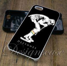 Deftones - iPhone 6/6S Case, iPhone 5/5S Case, iPhone 5C Case,iPhone 4/4s plus Samsung Galaxy S4 S5 S6 Edge Cases - designscases.com