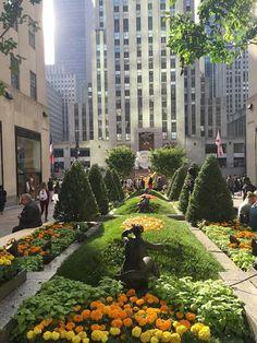 Rockefeller Plaza NYC